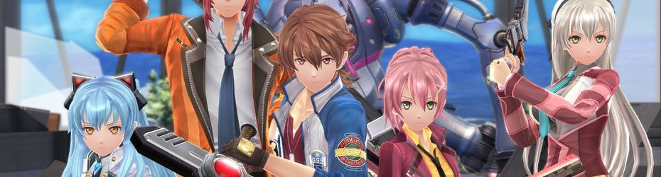 The Legend of Heroes : Hajimari no Kiseki