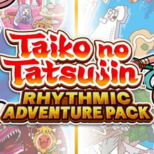 Taiko no Tatsujin : Rhythmic Adventure Pack