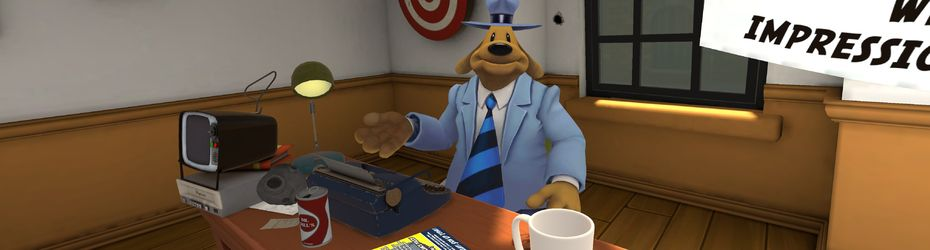 Sam & Max : This Time It's Virtual