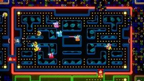 Pac-Man : Mega Tunnel Battle