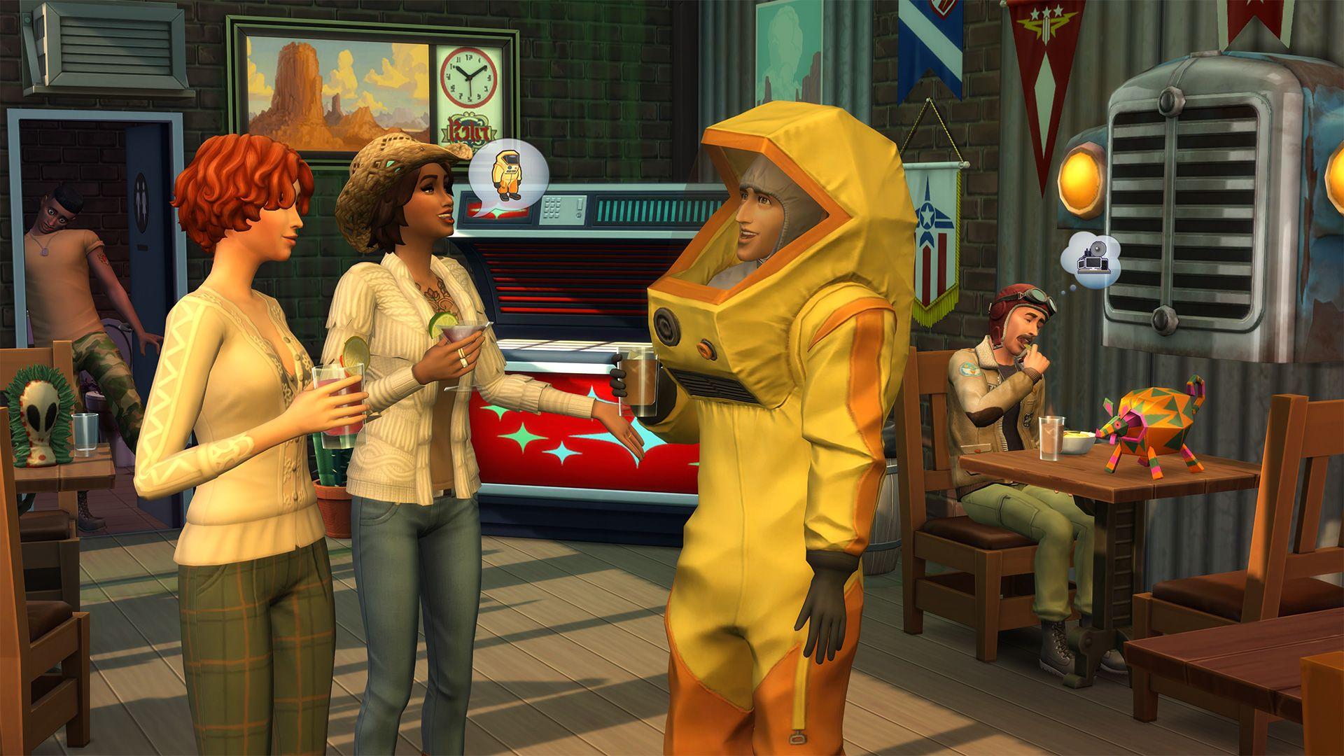 PC rencontres Sims jeux