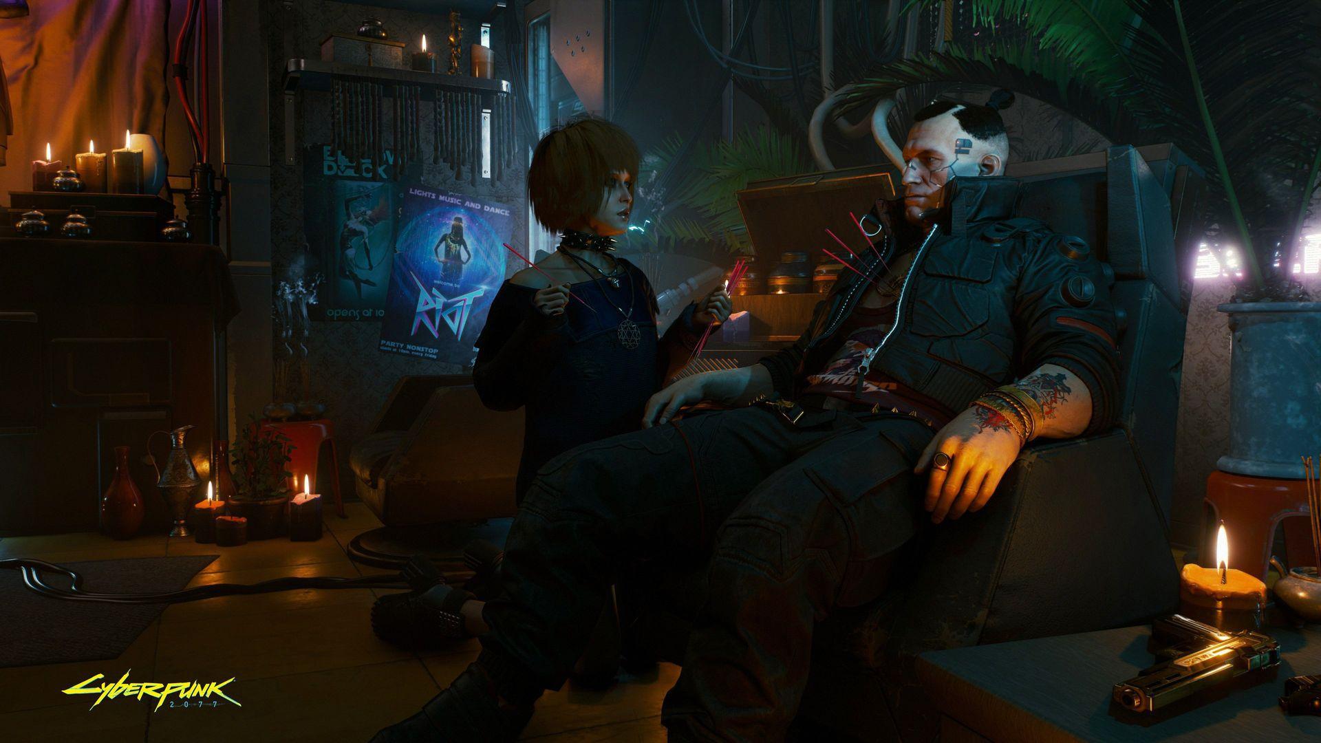 Cyberpunk 2077 Jeu Jeu De Rôles Gamekult