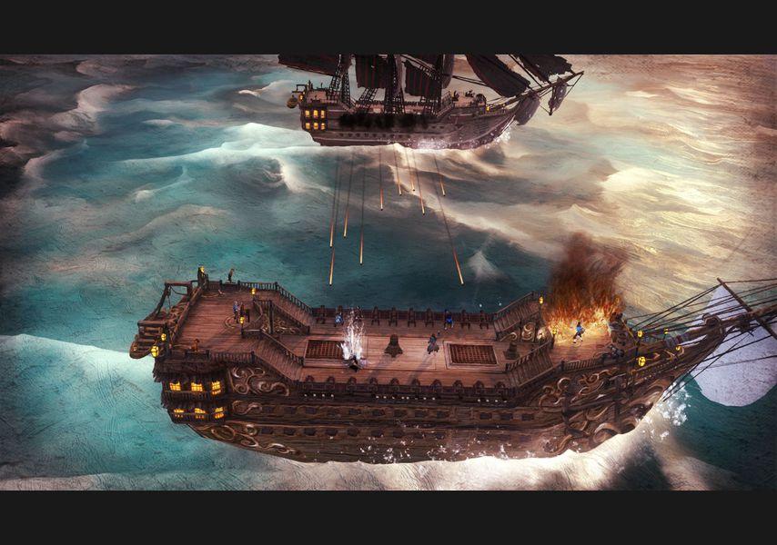 journey towa abandon ship - 854×600