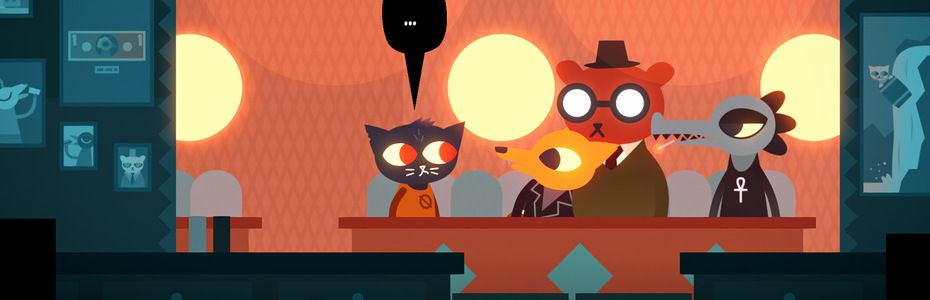 Tournez manette - Night in the Woods, cauchemars américains