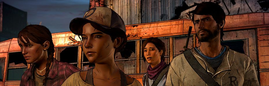 The Walking Dead : A New Frontier se termine