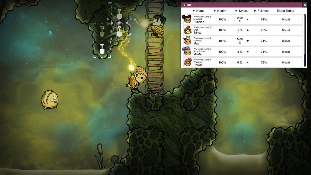 Test Oxygen Not Included - PC - Gamekult