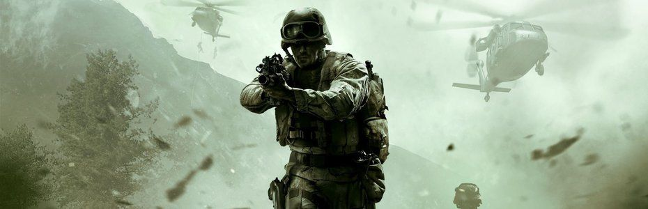 Call of Duty : Modern Warfare Remastered vendu seul