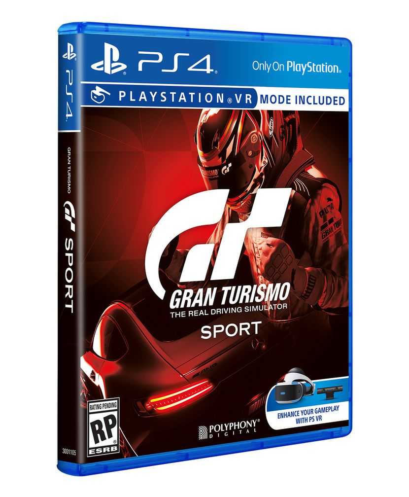 gran turismo sport a une date de sortie actu gamekult. Black Bedroom Furniture Sets. Home Design Ideas