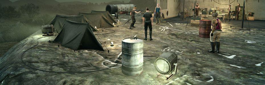 Final Fantasy XV va lancer sa bêta multijoueur