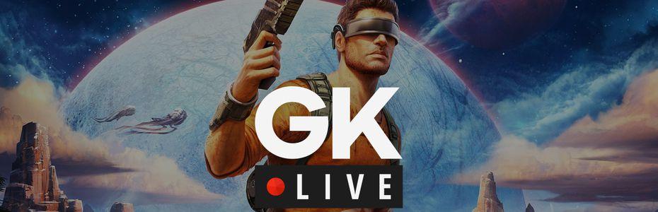 Gk live - Rappel : RDV ce soir en direct pour découvrir Outcast Remastered et poser vos questions au développeur