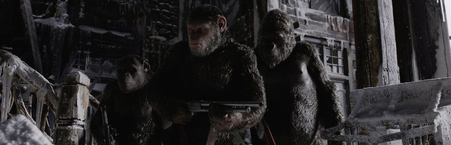 Planet of the Apes : Last Frontier s'annonce