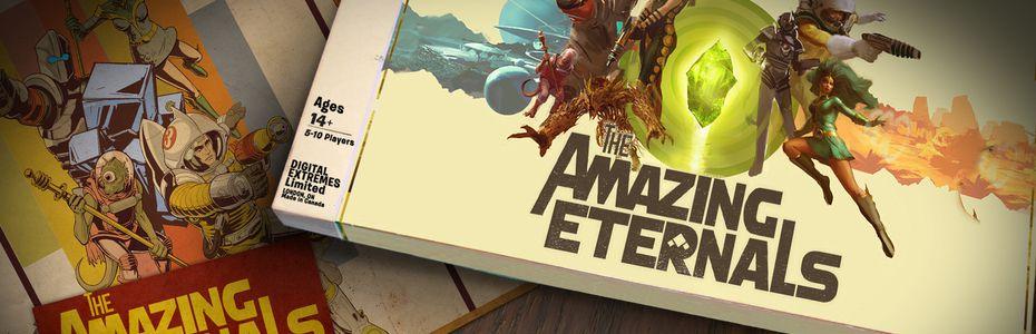 Les développeurs de Warframe planchent sur The Amazing Eternals