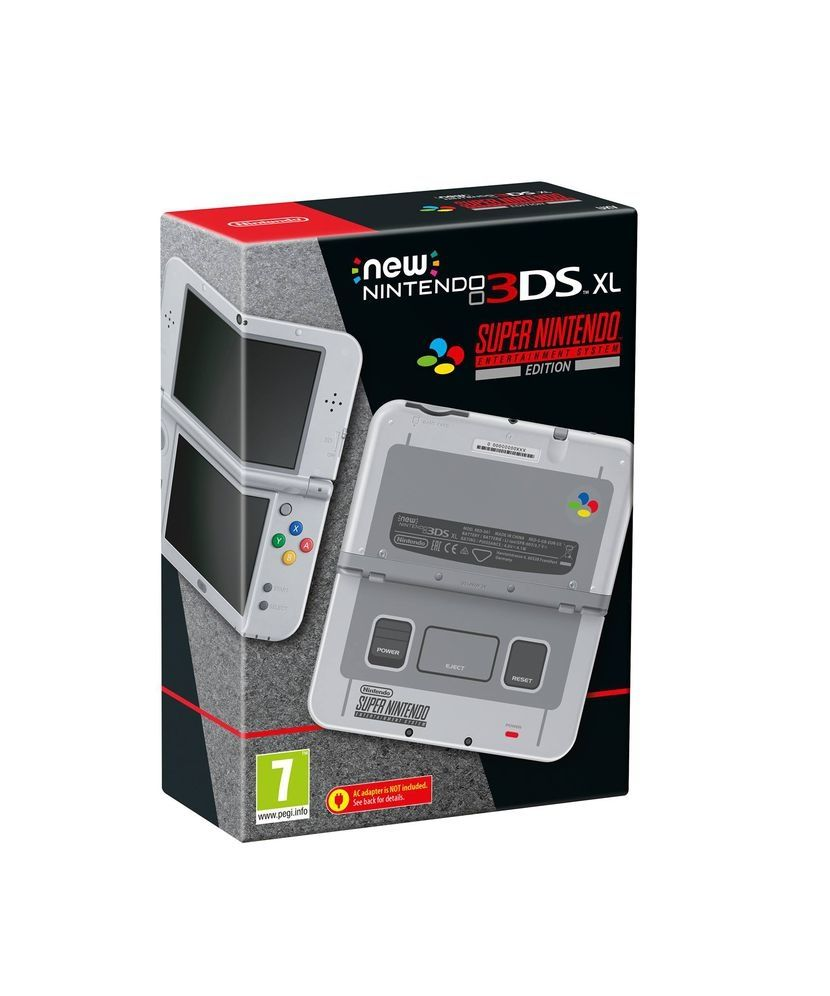 Ouh la bête (3DS XL Super NES)