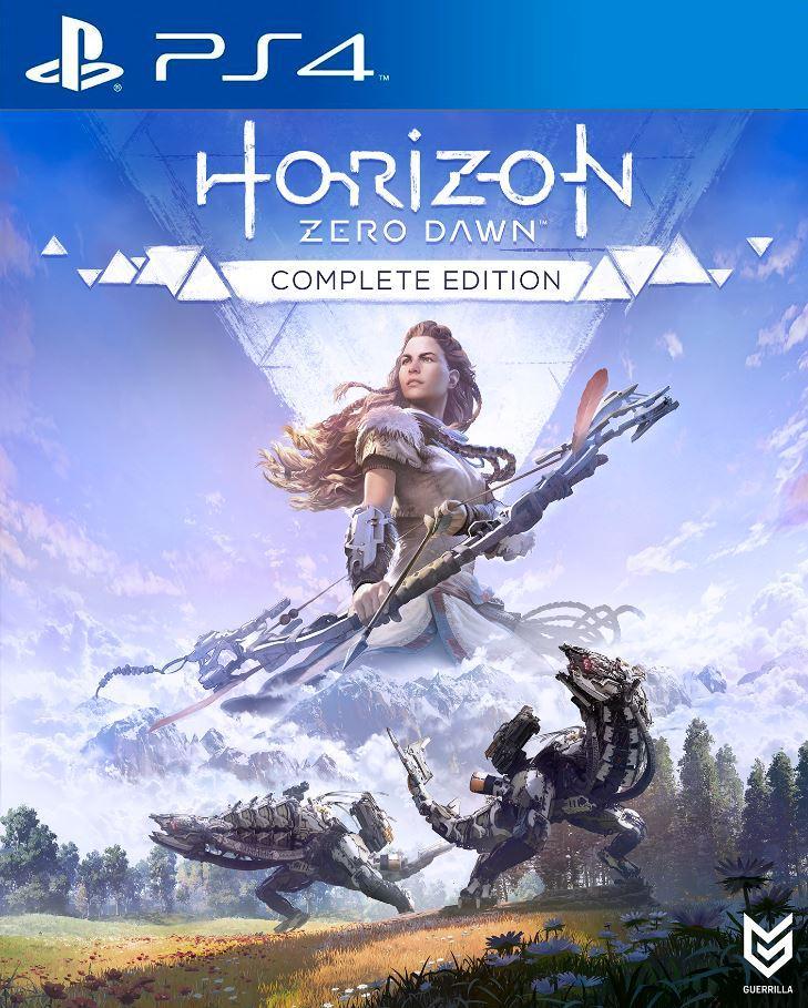 """Résultat de recherche d'images pour """"horizon zero dawn complete"""""""
