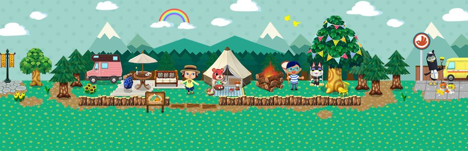 Animal Crossing : Pocket Camp sera disponible le 22 novembre sur iOS et Android