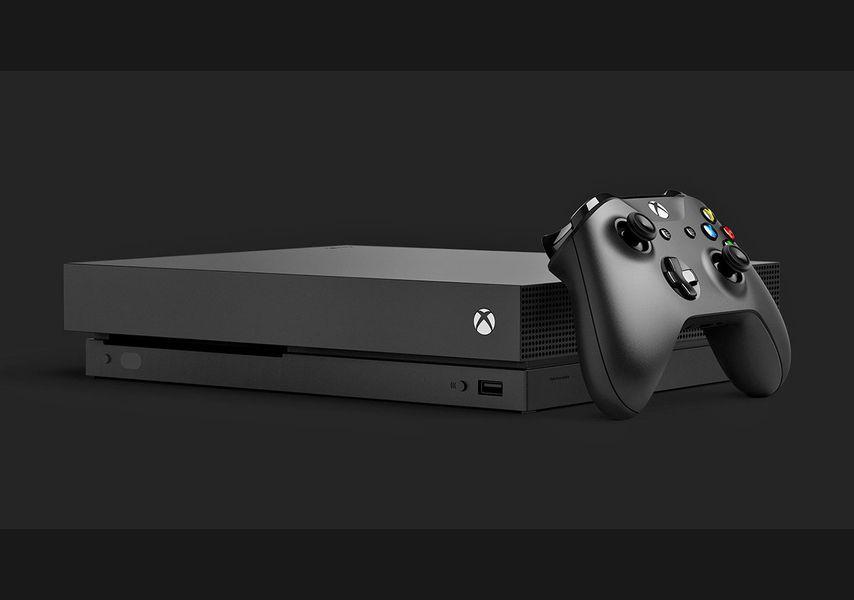 La Xbox One X Signe Un Excellent Depart Au Royaume Uni Actu Gamekult