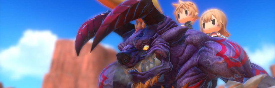 World of Final Fantasy renaît sur smartphones