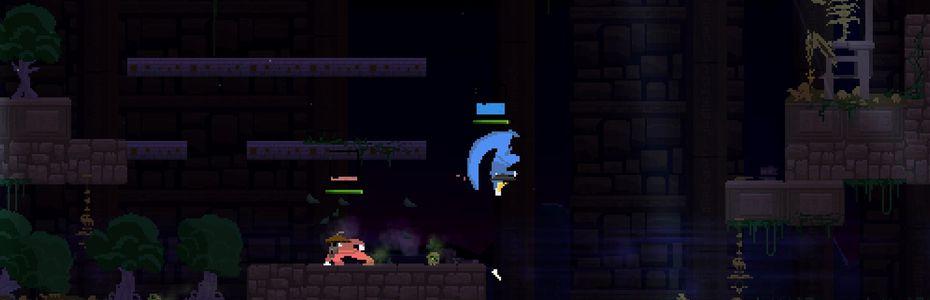 Tournez manette - Entrez dans l'arène de BackSlash, un jeu qui a du clan