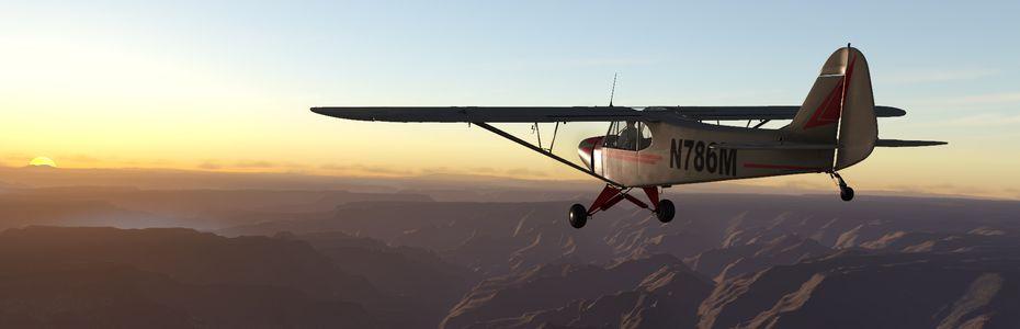 Flight Sim World entame une nouvelle phase de son développement