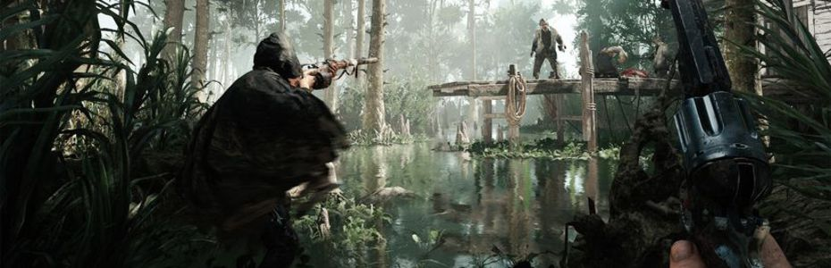 Crytek va lancer l'alpha de son FPS Hunt : Showdown