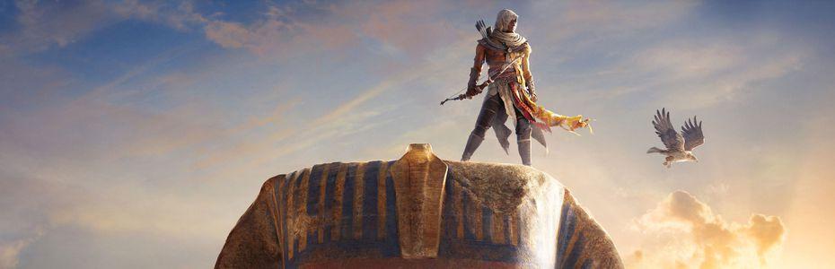 Ubisoft présente le mode tourisme d'Assassin's Creed Origins