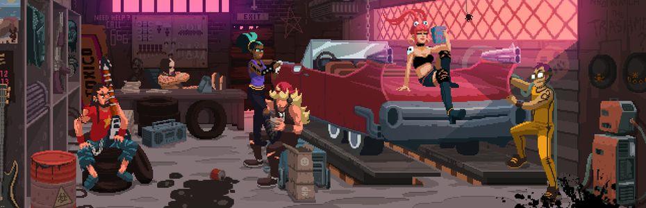 Les riffs de Double Kick Heroes feront bientôt trembler l'accès anticipé de Steam