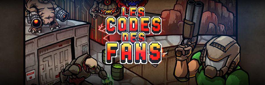 Les codes des fans - Doom en shooter 2D ? L'enfer est pavé de bons assets