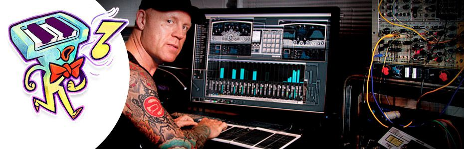 Gammes kultes - Doomsday, la dark synth du compositeur de Quake II et Deus Ex Mankind Divided