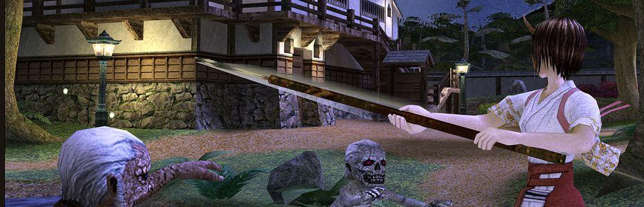 Azumatei Kwaidan, un jeu d'action/aventure japonais comme sur PS2
