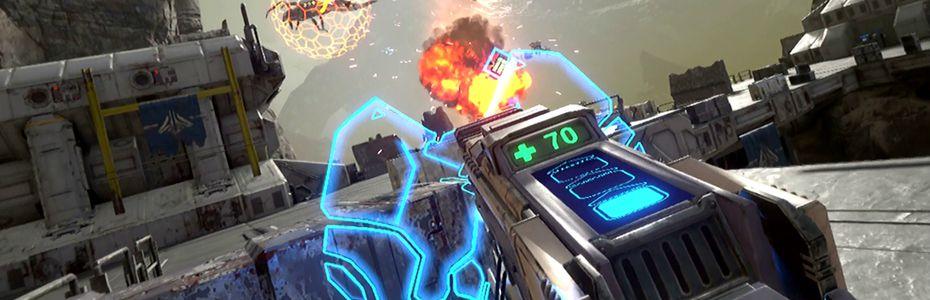 Le FPS Evasion ressort le PS VR Aim Controller cette année