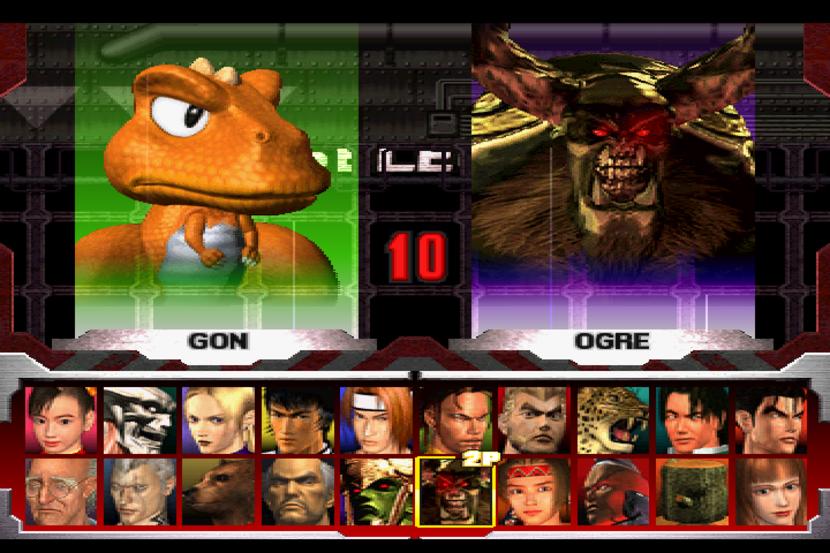 Le jour où Tekken 3 nous a fait tourner en Gon
