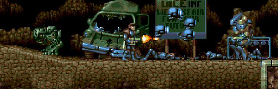 Annulé par Psygnosis en 1994, le jeu Mega Drive HardCore va sortir sur PS4 et PS Vita