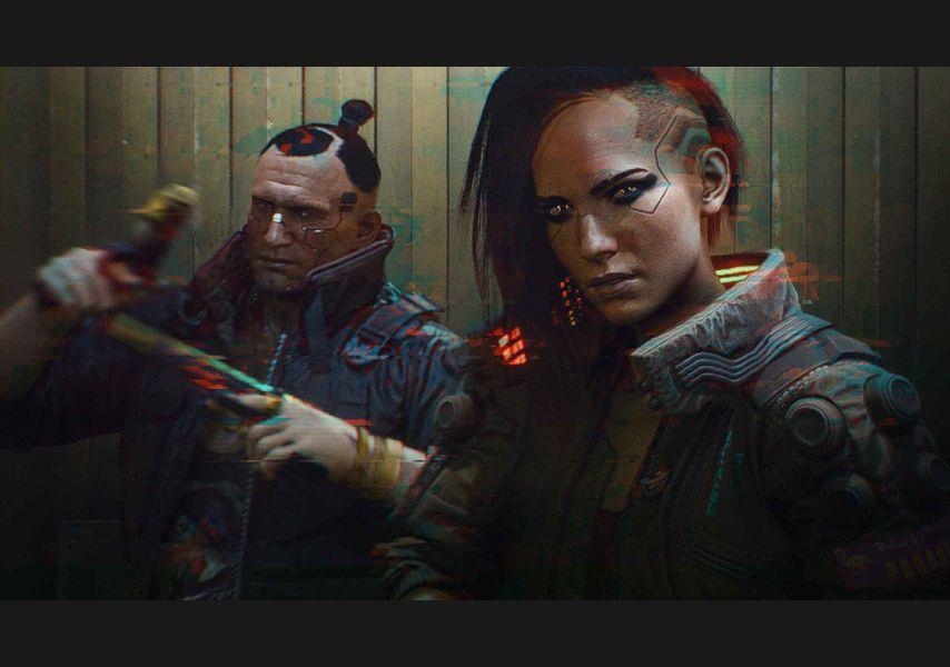 qui veut voir 48 minutes de cyberpunk 2077 actu gamekult
