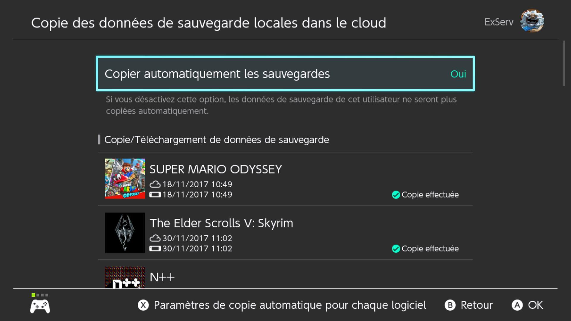 5407785b4dc817 Switch Online   le tour complet et nos impressions sur le nouveau service  de Nintendo - Actu - Gamekult