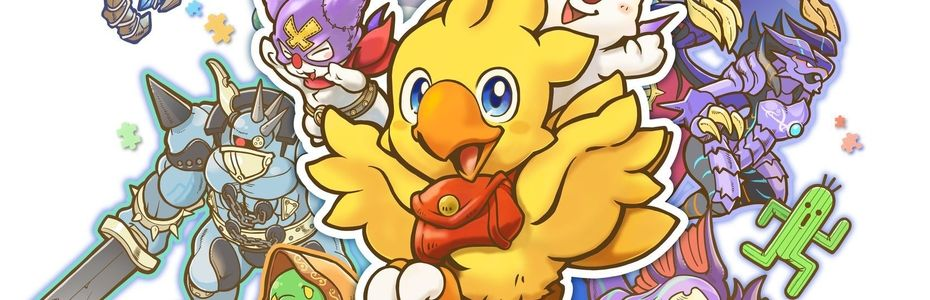 Tokyo game show 2018 (tgs) - Chocobo's Mystery Dungeon Every Buddy se déplume sur PS4 et Switch