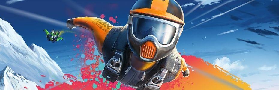Rush VR enfile la wingsuit cet automne sur PS VR