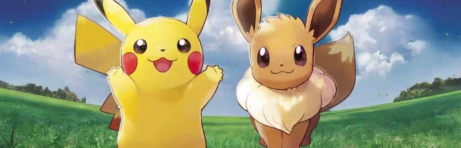 Les Experts : Kanto dans Pokémon Let's Go Pikachu / Evoli
