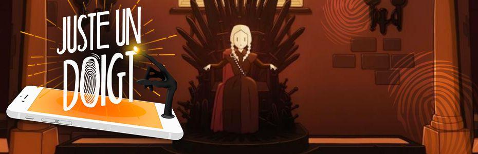 Essayez de passer l'hiver avec Reigns : Game of Thrones