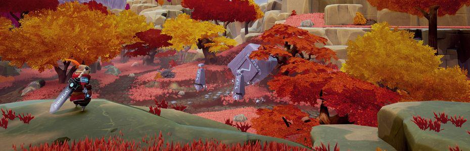 Carnet rose - Basé en Colombie, C2 Game Studio annonce le jeu d'action/aventure Project Monolith