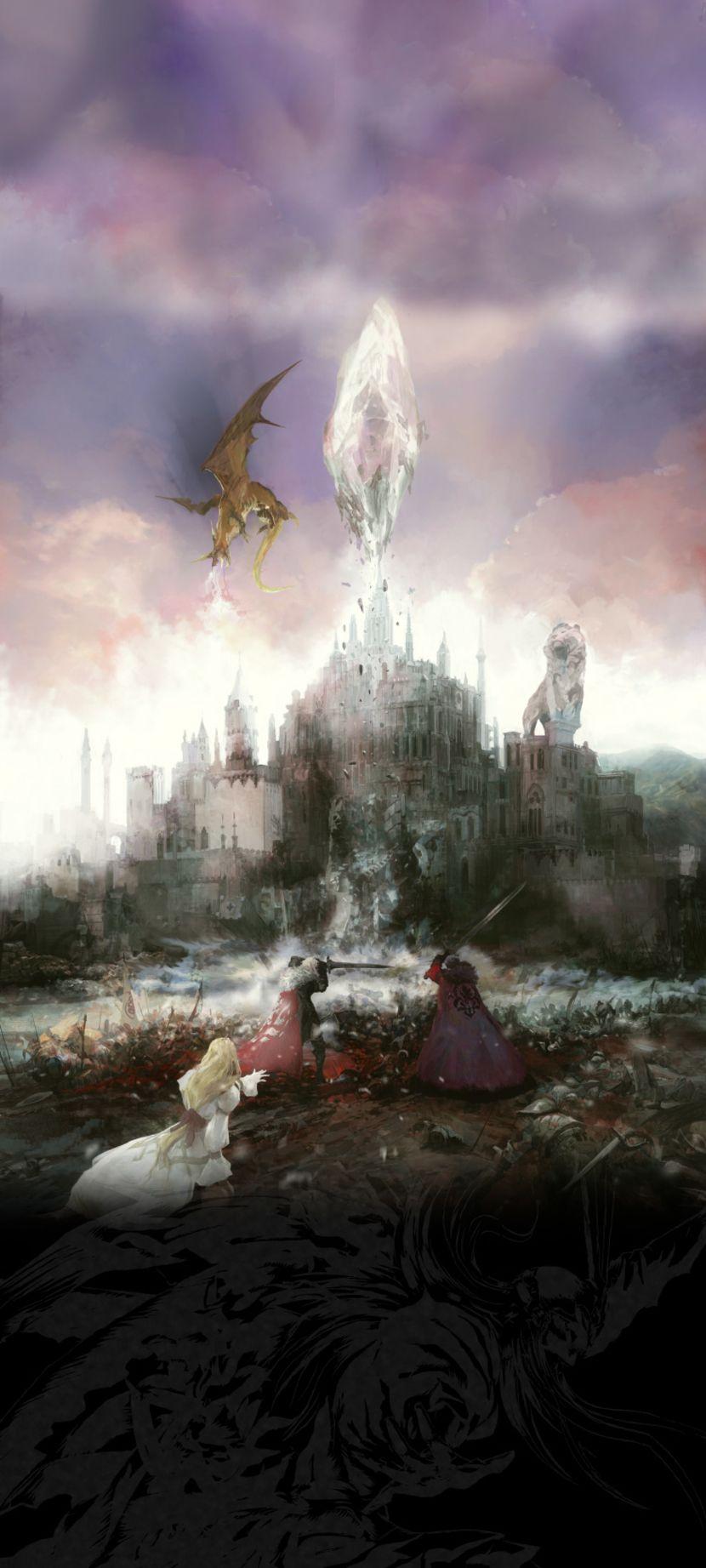 Square Enix annonce War of the Visions : Final Fantasy Brave Exvius