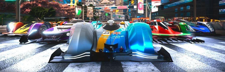 Le jeu de course futuriste Xenon Racer a une date de sortie