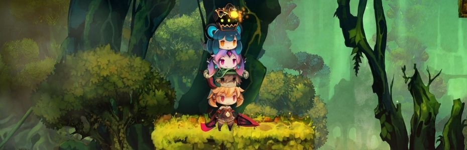 Nippon Ichi date Lapis x Labyrinth, son action-RPG en 2D