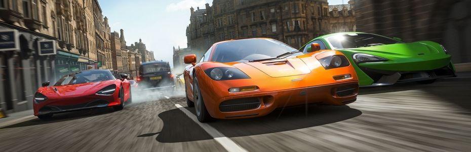 Forza Horizon 4 a vu passer 7 millions de joueurs