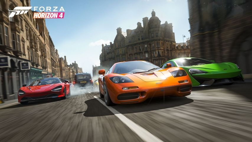 Forza Horizon 4 a vu passer 7 millions de joueurs - Actu - Gamekult