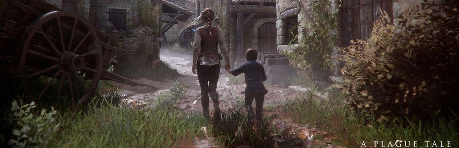 A Plague Tale : Innocence sortira le 14 mai sur PS4, Xbox One et PC