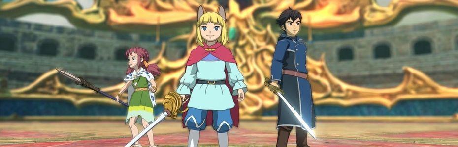 L'univers Ni no Kuni va être adapté en film d'animation