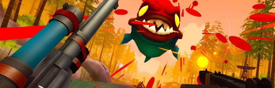 Le jeu de tir Dick Wilde 2 est disponible sur les casques VR avec son mode coopération
