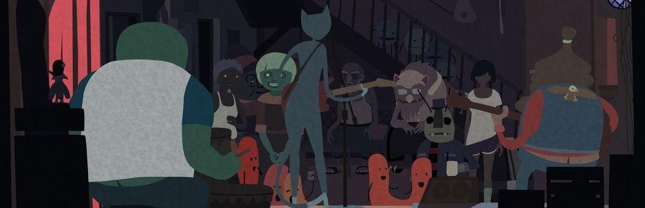 Dans Mutazione, le surnaturel se mêle aux potins du quartier