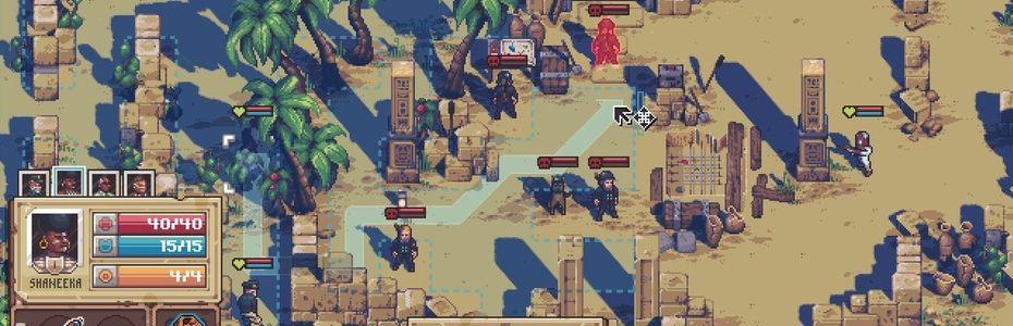Chucklefish présente dix minutes de gameplay de Pathway