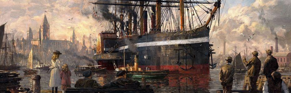 Ubisoft dévoile le season pass d'Anno 1800 et ses 3 DLC